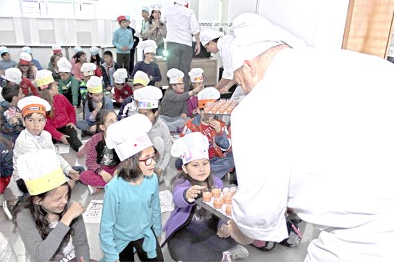 Jornadas para niños en huétor tájar