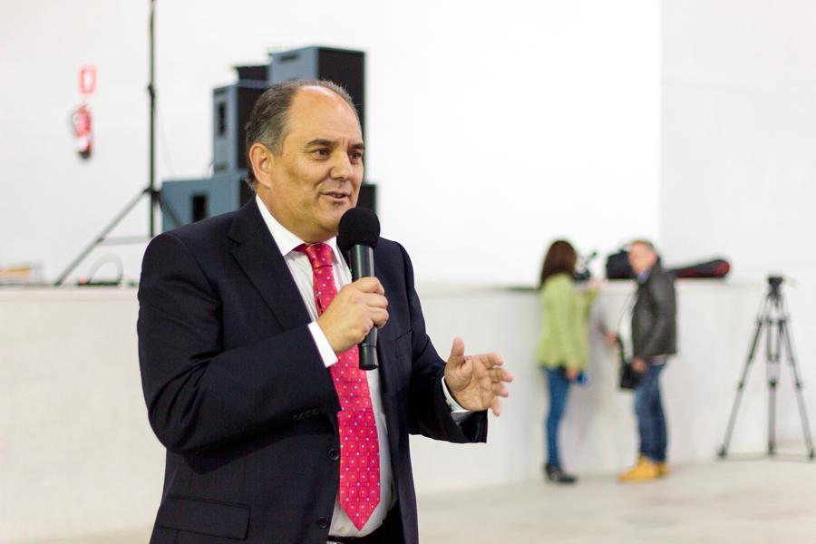 Merienda de Mayores para la inauguración de la Feria de Huétor Tájar