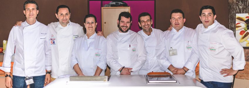 Concluye la I Gala del Espárrago Chef Huétor
