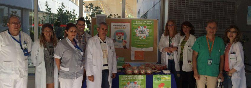 Día Mundial Sin Tabaco en Loja