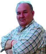 Antonio Gordo, redactor de opinión del Periódico Poniente
