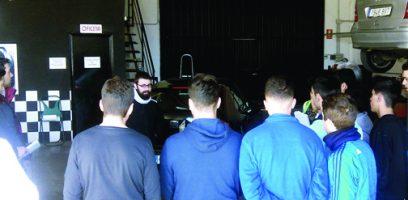 Alumnos de Alfaguara visitan el CADE