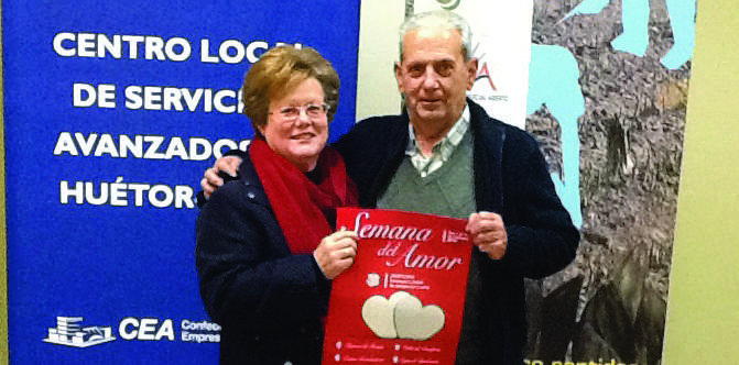 La ACEM fomenta las compras en en el día de San Valentín