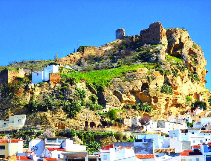 Castillo y Tajos de Zagra