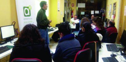 El Centro CAPI organiza talleres de comunicación y creatividad
