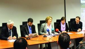 La presentación del curso se llevó a cabo en el Grupo de Desarrollo.