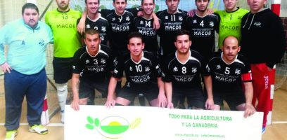 Equipo Senior del Villanueva F.S.