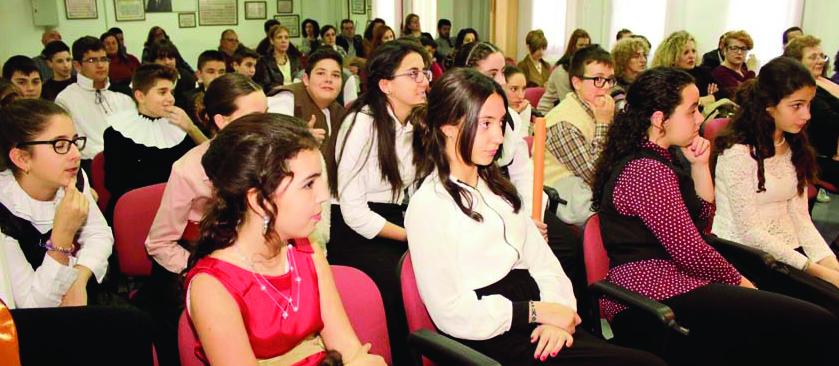 Jornadas de igualdad en IES Americo Castro de Huétor Tájar