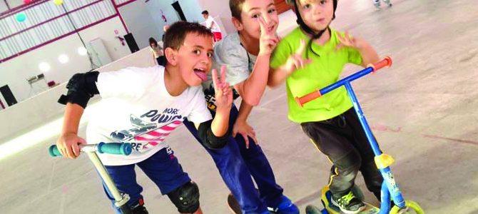 Viernes deportivos en Huétor Tájar